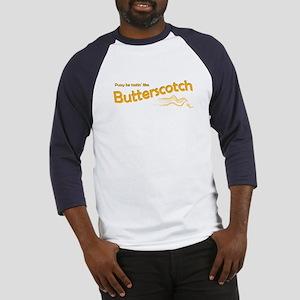 Butterscotch Pussy Baseball Jersey