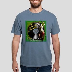 Radio Bastet Mens Comfort Colors Shirt