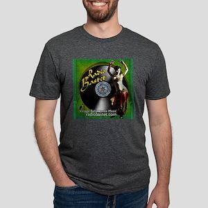 Radio Bastet Mens Tri-blend T-Shirt