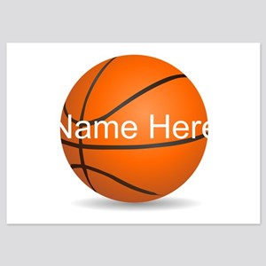 personalized basketball invitations and announcements cafepress