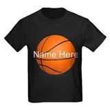 Basketball Kids T-shirts (Dark)