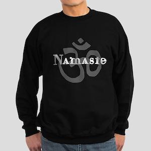 Namaste 5 Sweatshirt (dark)