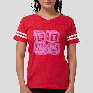 Pink6 Womens Football Shirt