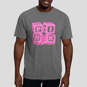 Pink6 Mens Comfort Colors Shirt