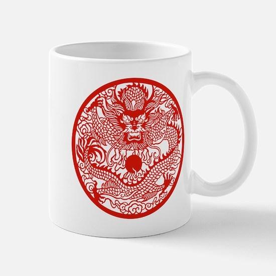 Chinese Dragon - Mug