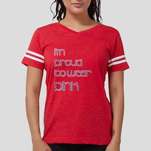 ProudtowearPink Womens Football Shirt