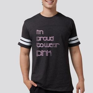 ProudtowearPink Mens Football Shirt