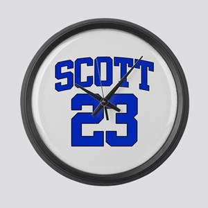 Scott 23 Large Wall Clock
