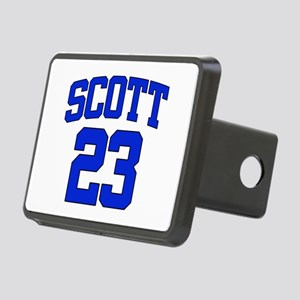 Scott 23 Rectangular Hitch Cover