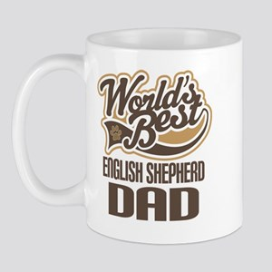 English Shepherd Dad Mug