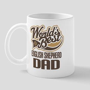 English Shepherd Dad Mug