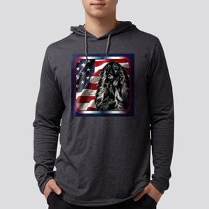2AH01Tile Mens Hooded Shirt