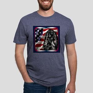 2AH01Tile Mens Tri-blend T-Shirt