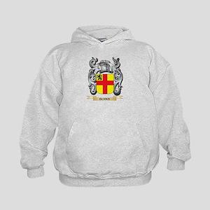 Burke Family Crest - Burke Coat of Arms Sweatshirt