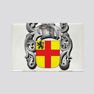 Burke Family Crest - Burke Coat of Arms Magnets