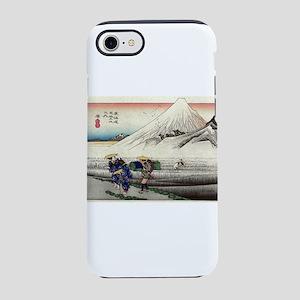 Hara - Hiroshige Ando - 1833 iPhone 7 Tough Case