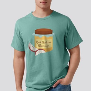 Rosh Hashana Blessings Mens Comfort Colors Shirt