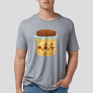 Jar of Honey Mens Tri-blend T-Shirt