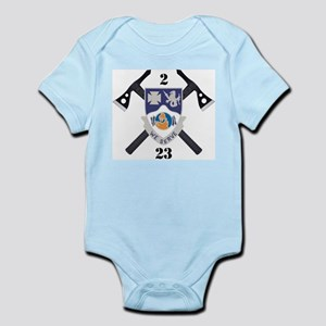 2-23 Inf Logo Infant Bodysuit