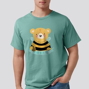 Bear with Me Mens Comfort Colors Shirt