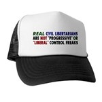 Real Civil Libertarians Trucker Hat