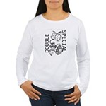 Double Special Women's Long Sleeve T-Shirt