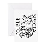 Double Special Greeting Cards