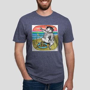 2-Stevie Mens Tri-blend T-Shirt