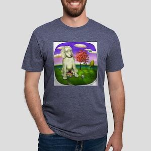 2-Brian Mens Tri-blend T-Shirt
