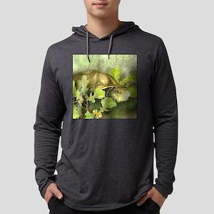 Pogotile Mens Hooded Shirt