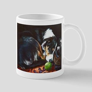 Border Collie Sleeping Mug