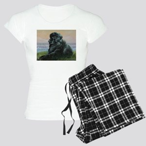 Newfoundland Dog Women's Light Pajamas