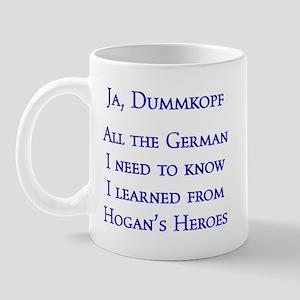Dummkopf2 Mugs