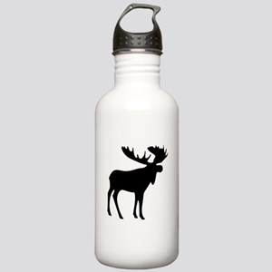 Black Moose Stainless Water Bottle 1.0L