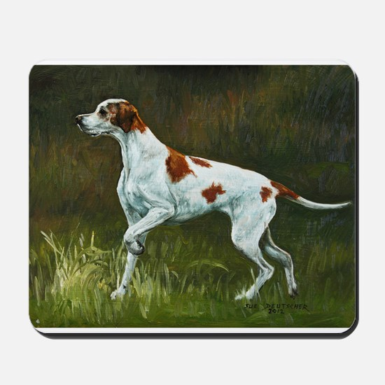 English Pointer Mousepad