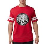 treecircle_grey.png Mens Football Shirt