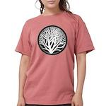 treecircle_grey.png Womens Comfort Colors Shirt