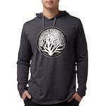 treecircle_grey.png Mens Hooded Shirt