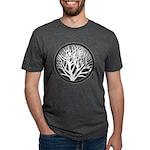 treecircle_grey.png Mens Tri-blend T-Shirt