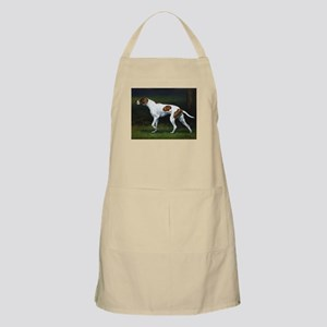 English Pointerin the Woods Apron