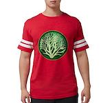 treecircle_green.png Mens Football Shirt