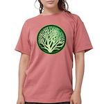 treecircle_green.png Womens Comfort Colors Shirt