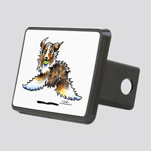 Aussie Lets Play Rectangular Hitch Cover