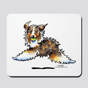 Aussie Lets Play Mousepad