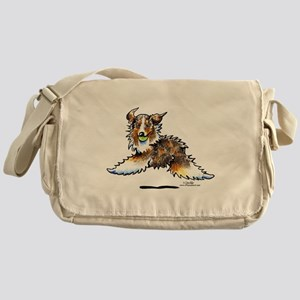 Aussie Lets Play Messenger Bag