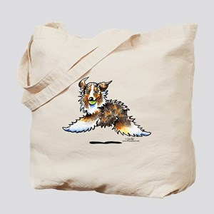 Aussie Lets Play Tote Bag