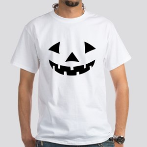 Pumpkin - black T-Shirt