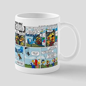 2L0102 - Chucks birthday jump Mug