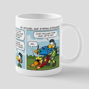 0658 - Perfectly safe airplane Mug