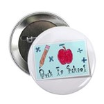 "Back To School 2.25"" Button (10 pack)"